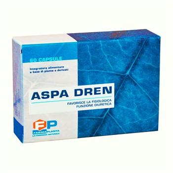 Dimagranti-ASPADREN: integratore diuretico contro la ritenzione idrica-60cps