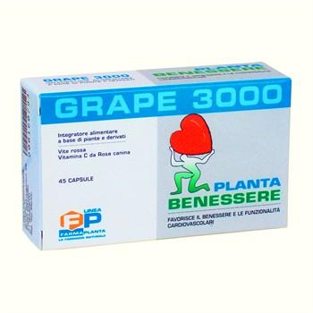 Salute-GRAPE 3000: antiossidante per ridurre il rischio cardiovascolare