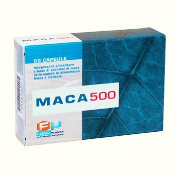 Salute-MACA 500: stimolante afrodisiaco