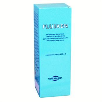 LINEA WIKENFARMA-FLUIKEN: mucolitico, antiinfiammtorio e sedativo della tosse