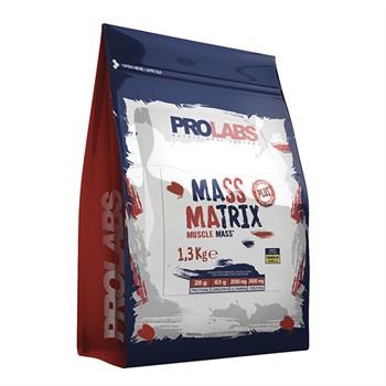 GAINER-MASS MATRIX GAINER PER AUENTO DI PESO: 3,9kg-3 confezioni da 1,3kg