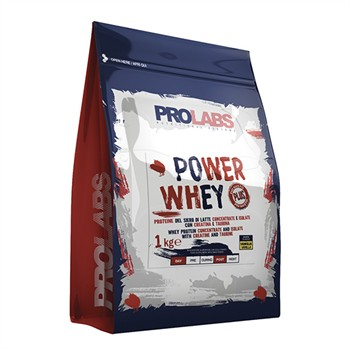 Whey Protein Isolate Rapide-POWER WHEY 2kg: Proteine whey isolate e concentrate