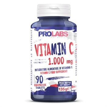 VITAMINE E SALI-VITAMIN C 1000mg: vitamina C 90 compresse da 1gr