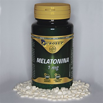 Salute-MELATONINA 1mg 200cpr