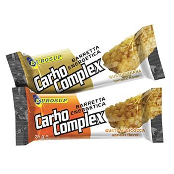 CARBO ENERGETICHE-10 BARRETTE ENERGETICHE CARBO COMPLEX: 25  gr di energia!