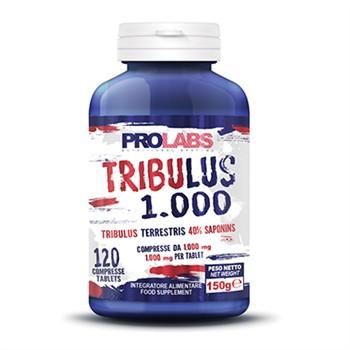 Stimolanti Anabolici-3 conf. di TRIBULUS 1000 tribulus terrestris 120 cpr da 1000mg