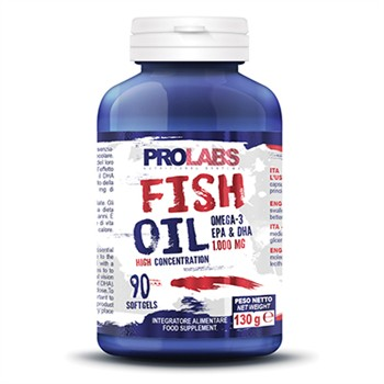 Salute-FISH OIL OMEGA-3 90 soft gel