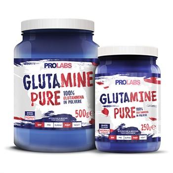Glutammina Polvere-GLUTAMINE PURE glutammina in polvere pura da 250gr