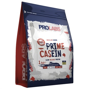Caseine del Latte Graduali-4 buste da 1kg PRIME CASEIN MICELLAR Caseine Micellari