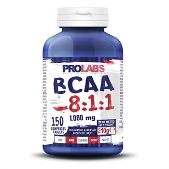Aminoacidi in Compresse-BCAA 8:1:1 Aminoacidi ramificati 150 compresse
