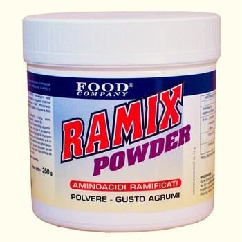 Ramificati-BCAA Polvere-Ramix Powder: Aminoacidi Ramificati in Polvere-100gr