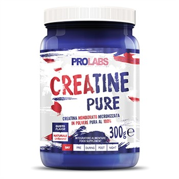 Creatina polvere pura-CREATINE PURE creatina in polvere 300g