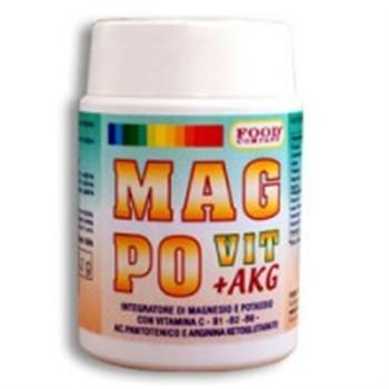 VITAMINE E SALI-Mag Po Vit: Magnesio e Potassio con Vitamine