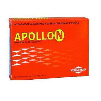 LINEA WIKENFARMA-3 CONFEZIONI APOLLON: curcumina e piperina contro gli stati infiammatori cronici