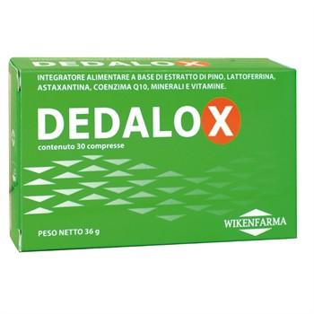 LINEA WIKENFARMA-3 CONFEZIONI DEDALOX: Antiossidante, immunostimolante per infezioni recidivanti