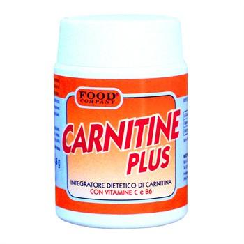 Carnitina-CARNITINE PLUS: carnitina pura 180 capsule